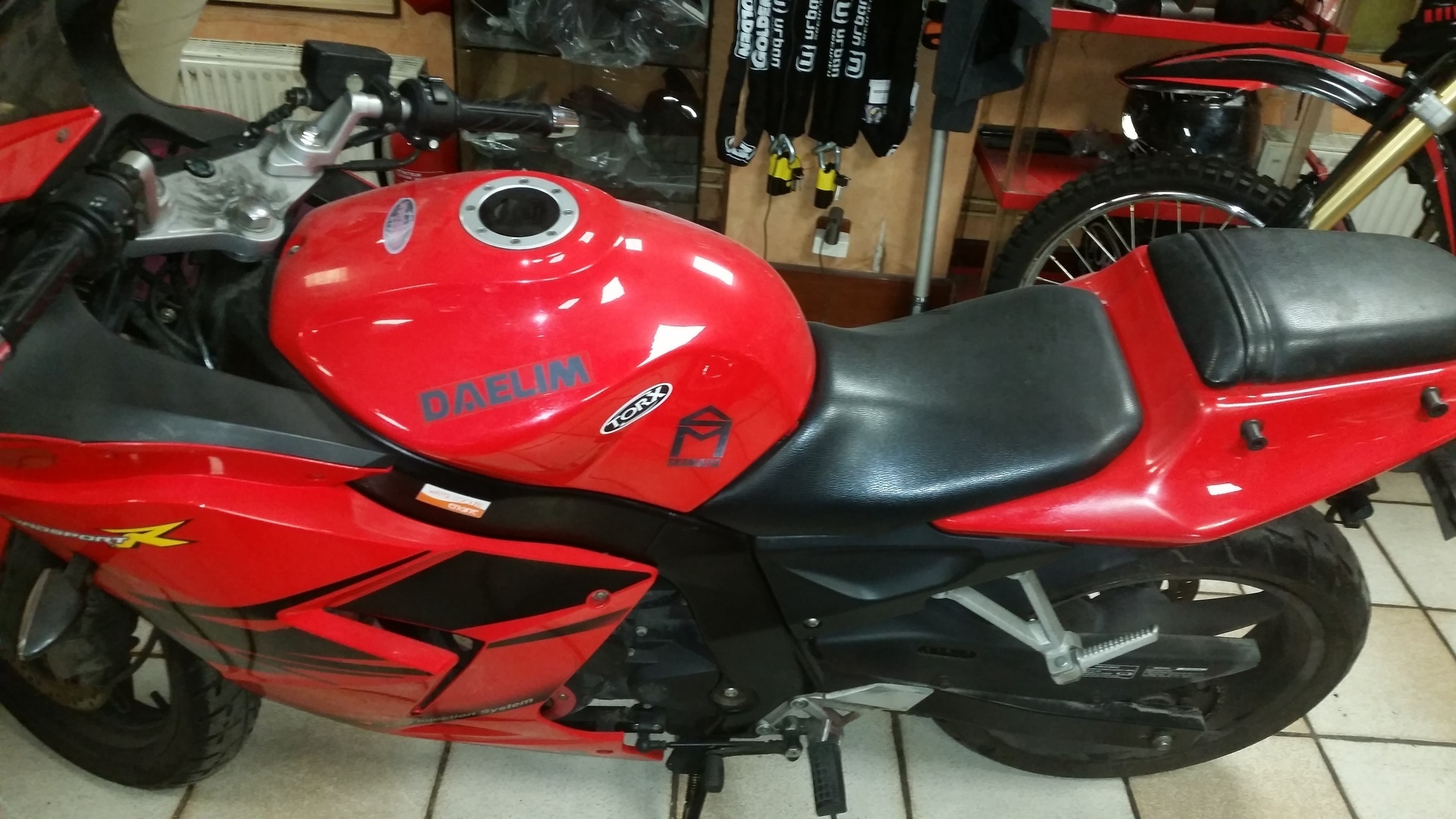 Roadsport 125 daelim